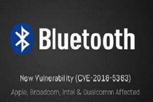 Hàng triệu thiết bị Bluetooth trước nguy cơ bị tấn công