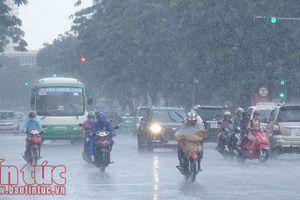 Thời tiết 28/7: Mưa lớn xuất hiện ở cả ba miền