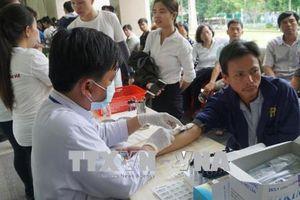 2.000 người dân TP Hồ Chí Minh được xét nghiệm tầm soát miễn phí viêm gan siêu vi B-C