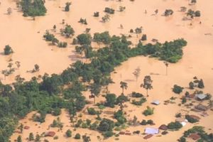 Vỡ đập thủy điện ở Lào: Do công trình không đảm bảo chất lượng?
