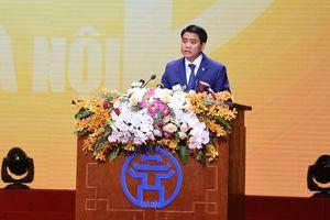 Chủ tịch Nguyễn Đức Chung: Hà Nội đạt được những kết quả đáng tự hào