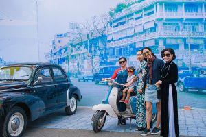 Ngày hội xe cổ Sài Gòn