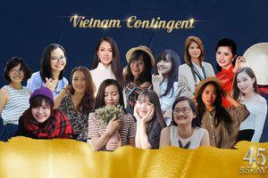 Thí sinh HHVN 2018 trở thành đại sứ thiện chí `Tàu thanh niên Đông Nam Á - Nhật Bản`