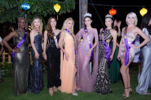 Vượt qua Thái Lan, Phan Thị Mơ được bình chọn đẹp nhất đêm tiệc