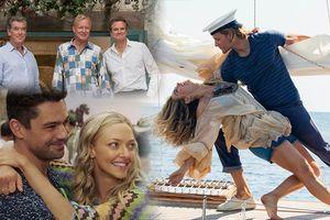 'Mamma Mia 2': Xem đi và bạn sẽ ganh tị với mẹ con nhà Donna phát ngất!