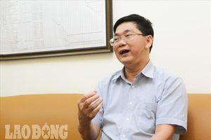 Giáo sư đầu ngành Thủy lợi: Dân Hà Nội phải 'lội nước khi mưa' ít nhất hàng chục năm nữa!