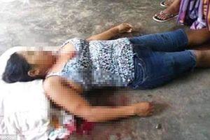 Chồng bắn chết vợ vì... cho con bú quá lâu