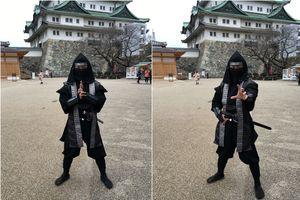 Kiếm tiền tỉ bằng nghề ninja