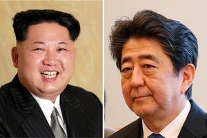 Triều Tiên tính chuyện đàm phán với Nhật