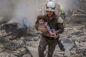 'Vén màn' sự thật cuộc tháo chạy của Mũ Trắng khỏi Syria