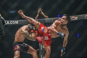 Highlights Martin Nguyễn vs Kevin Belingon: Kịch chiến 5 set