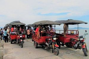 Cấm lưu hành xe túc túc ở Quảng Ninh, hàng trăm chủ xe sẽ làm gì?