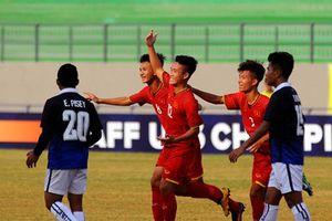 Tuyển Việt Nam thắng trận ra quân tại giải U16 Đông Nam Á