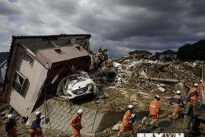 Thái Lan: Lở đất tại làng Baan Huay Khab, 8 người thiệt mạng