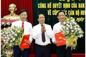 Điều động, bổ nhiệm nhân sự Hải Phòng, Hà Nội
