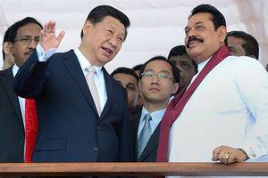 Trung Quốc lấy vũ khí làm quà cho Srilanka