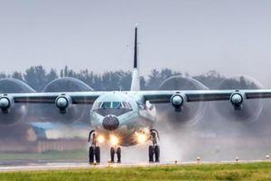 Máy bay TQ khiến hai quốc gia láng giềng điều chiến đấu cơ ngăn chặn