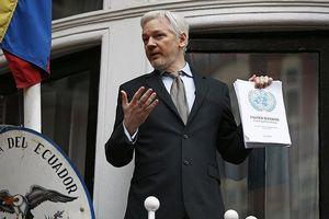 Ecuador muốn nhà sáng lập WikiLeaks rời đi