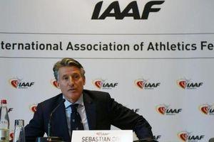 IAAF duy trì án cấm thi đấu đối với điền kinh Nga