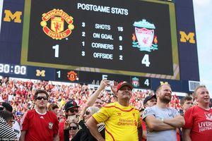 Kết quả giao hữu cúp ICC: MU thua thảm Liverpool, Man City ngược dòng ngoạn mục