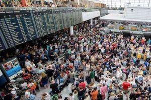 Sân bay Đức bất ngờ hủy 200 chuyến bay vì vấn đề an ninh