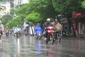 Dự báo thời tiết ngày 30/7: Hà Nội đầu tuần mưa rào và dông