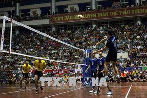 Đội bóng chuyền VTV Bình Điền Long An, TP Hồ Chí Minh đăng quang giải trẻ