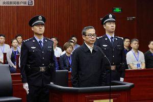 Quan vơ vét 'khủng' nhất Trung Quốc ra tòa
