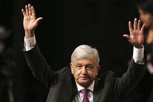 Lương Tổng thống Mexico sẽ giảm một nửa
