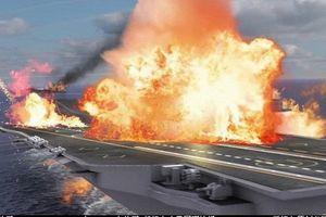 Sức mạnh khủng khiếp của tên lửa BrahMos Ấn Độ