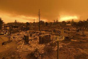 Bắt được nhiều kẻ lợi dụng cháy rừng để cướp bóc tại California