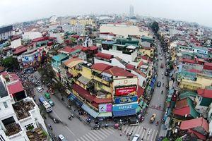 Hà Nội: Chất lượng không khí có sự chênh lệch đáng kể giữa khu dân cư và điểm giao thông
