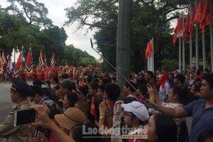 Hàng ngàn người dân tham gia Lễ hội đường phố lớn nhất Thủ đô