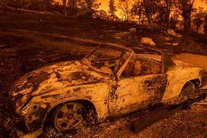 Cháy rừng nghiêm trọng ở Mỹ, nhiều người chết và mất tích