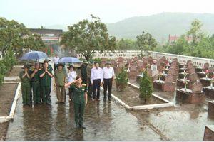 Bắc Giang: Tri ân các anh hùng liệt sỹ và kỷ niệm 60 năm ngày thành lập xã Lục Sơn