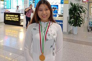 Nữ sinh đoạt HCV Olympic Sinh học được tuyển thẳng vào Đại học Y Hà Nội
