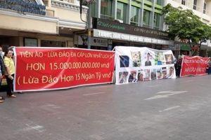 Chấn động các vụ lừa đảo tiền ảo ở Việt Nam