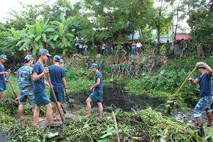 Đà Nẵng: Phát động Tuần lễ Nạo vét, khơi thông cống rãnh, mương thoát nước