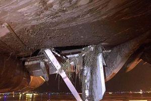 Cục Hàng không điều tra máy bay hạ cánh lệch đường băng ở Nội Bài