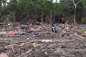 Vẫn còn hơn 1000 người mất tích vụ vỡ đập ở Lào