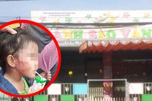 Toàn cảnh vụ bạo hành trẻ em ở cơ sở mầm non Ánh Sao Vàng: Cô giáo dùng lưng che camera lớp học