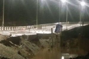 Hải Phòng: Khắc phục xong sạt lở đường dẫn cầu Đăng trước ngày 20/8