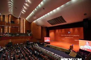 Tổng thống Myanmar hối thúc đẩy mạnh cải cách trong nước