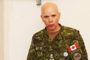 Tướng Canada là phó tư lệnh bộ chỉ huy LHQ ở Hàn Quốc