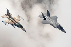 Radar dân sự tóm gọn F-35I tối tân