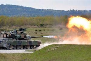Đòn đánh xuyên mọi loại tăng của Abrams sau nâng cấp