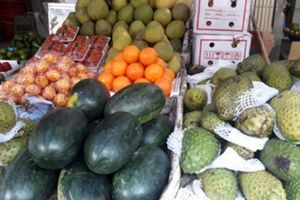 Khó truy xuất nguồn gốc rau quả ở chợ đầu mối