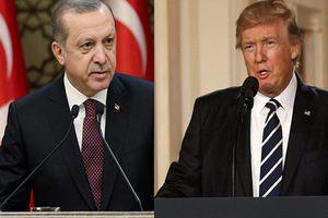 Hết Iran, Mỹ lại 'gây chiến' với Thổ Nhĩ Kỳ