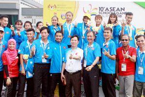 10th Asean Schools Games - Dấu ấn tình nguyện viên