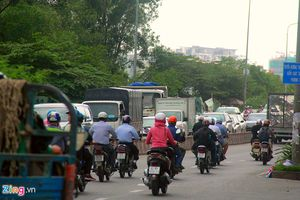 Cấm xe tải vào nội thành theo khung giờ từ ngày 1-8